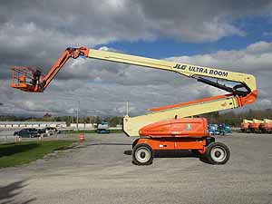 Where are aerial lifts manufactured?