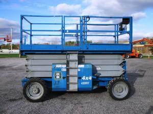 Why wouldn't you want to buy a tall Rough Terrain Scissor Lift?